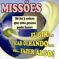 enquete, missões, contribuição, trabalho missionário