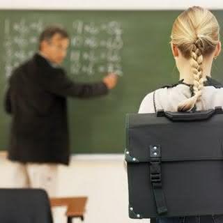 professor, ateu, aluno, Deus, ilustração