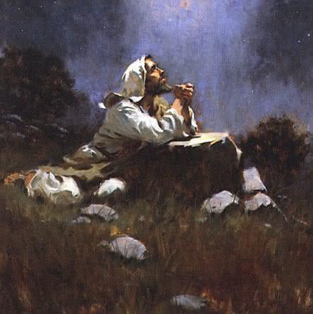 Jesus, oração, motivos de oração