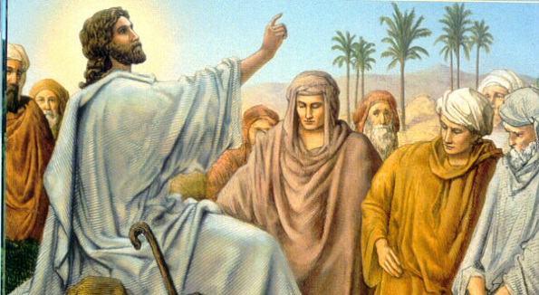 Resultado de imagem para jesus e as parabolas