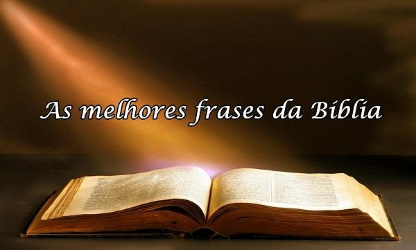 Frases Bíblicas Imagens Gospel: As Melhores Frases Da Bíblia [1]